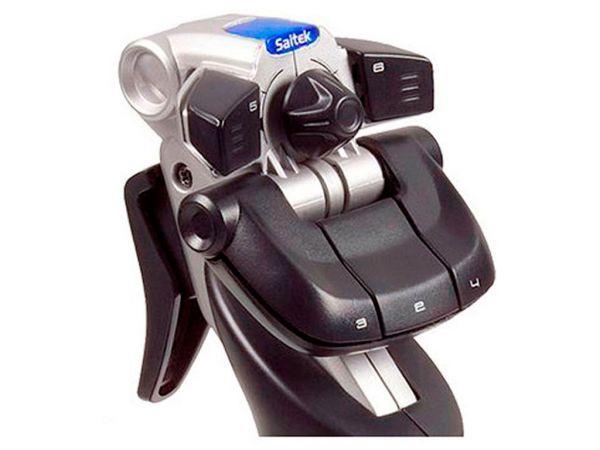 Джойстик SAITEK ST290 Pro Joystick Throttle