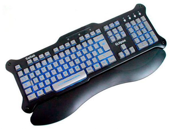 Клавиатура игровая SAITEK Eclipse Keyboard
