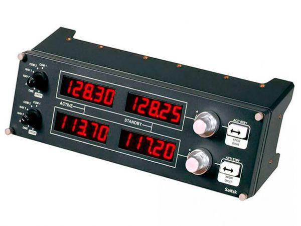 Панель управления SAITEK Pro Flight Radio Panel