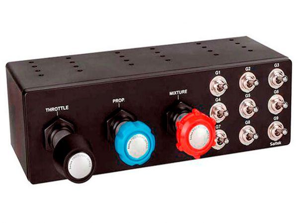 Панель управления SAITEK Pro Flight TPM System
