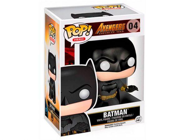 Фигурка FUNKO POP! Hero: Avengers Infinity War - Batman (Бэтмен)