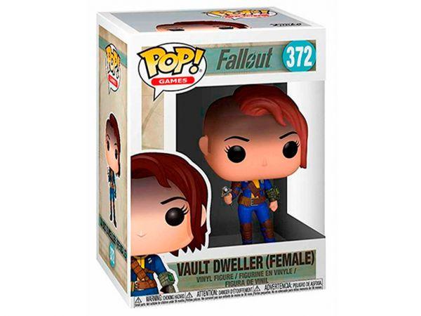 Фигурка FUNKO POP! Games: Fallout - Vault Dweller Female (Женщина)