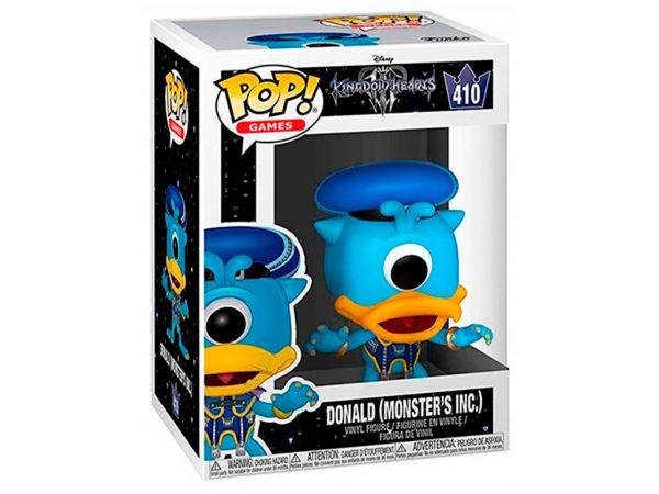 Фигурка FUNKO POP! Games: Kingdom Hearts III - Donald Monster's Inc. (Дональд)