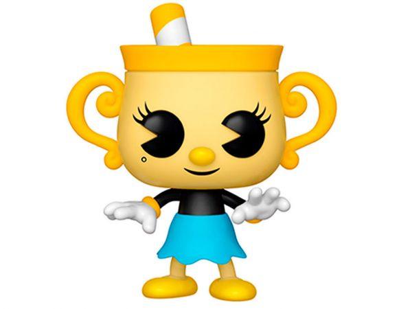Фигурка FUNKO POP! Games: Cuphead - Ms.Chalice (Мисс Чаша)