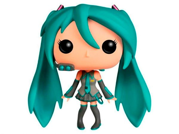 Фигурка FUNKO POP! Rocks: Vocaloid - Hatsune Miku (Хацунэ Мику)