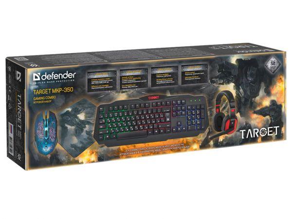 Комплект игровой DEFENDER Target MKP-350