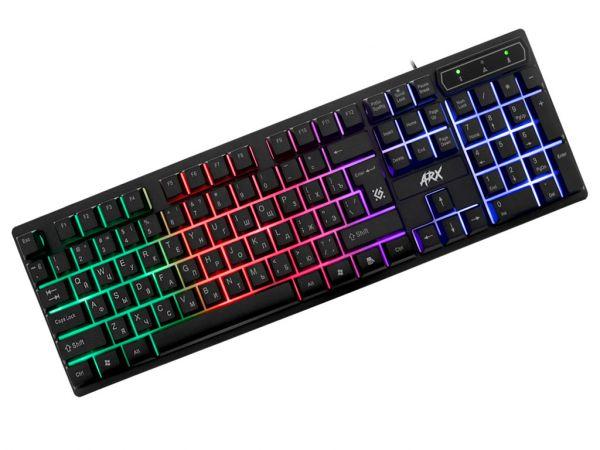 Клавиатура игровая DEFENDER Arx GK-196L