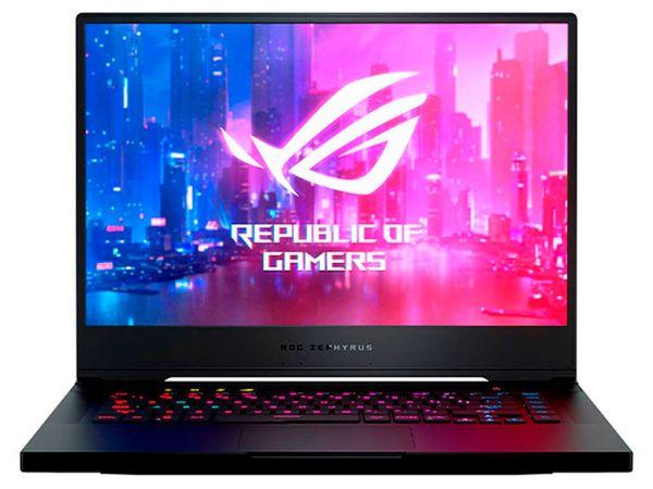 Ноутбук игровой ASUS ROG Zephyrus M15 GU502LU-AZ106T