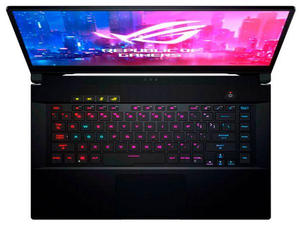 Ноутбук игровой ASUS ROG Zephyrus M15 GU502LW-AZ220T