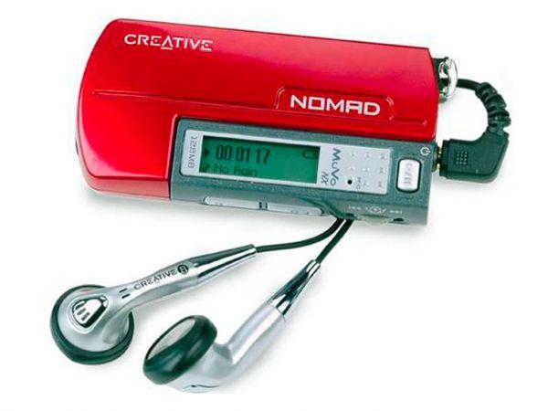 Плеер MP3 CREATIVE MuVo NX, 128MB
