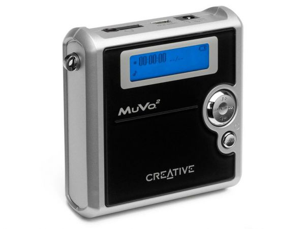 Плеер MP3 CREATIVE MuVo 2, 1.5GB