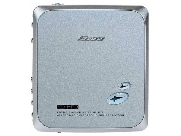 Плеер MP3 + Mini CD Disk FUSS MP-9977