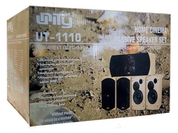 Акустическая пассивная система UNITY UT-1110, 5.0 Speaker System