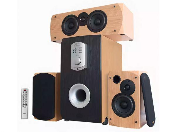 Акустическая система UNITY U5-100 + UT-1110, 5.1 Speaker System