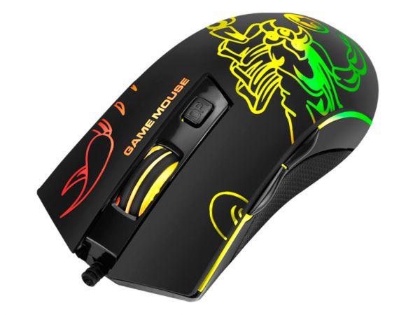 Мышь игровая MARVO Scorpion M209